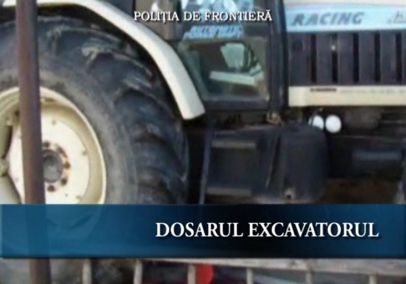 Dosarul excavatorul fără sfârșit