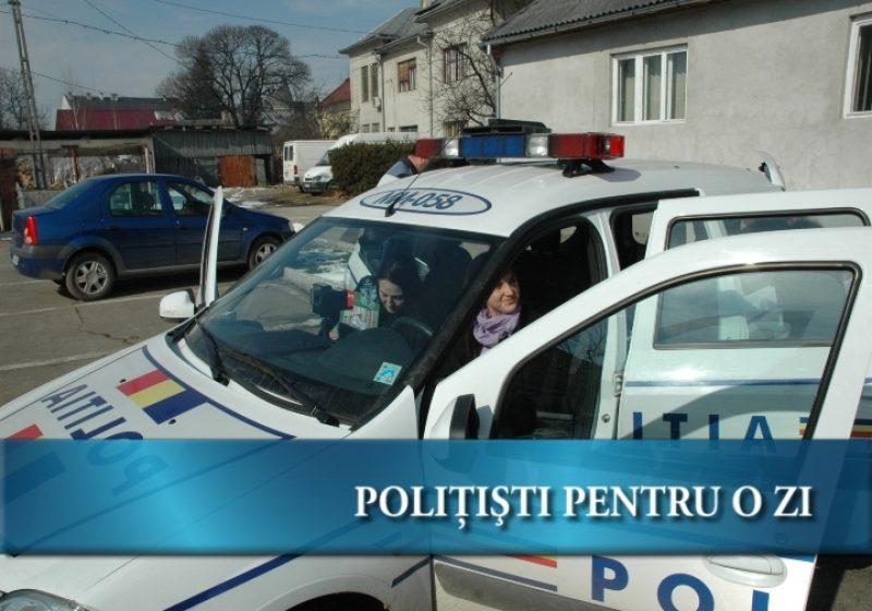 Polițiști pentru o zi