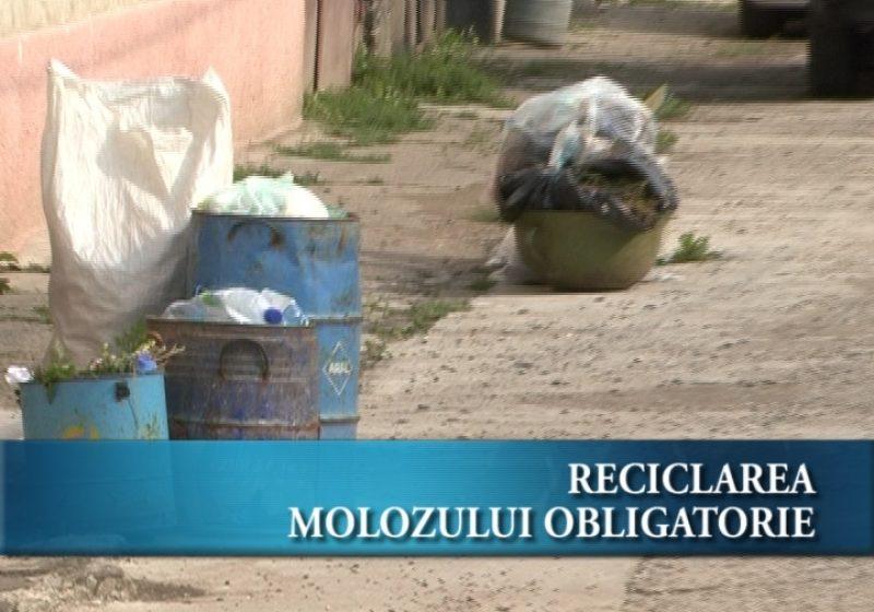 Reciclarea molozului obligatoriu