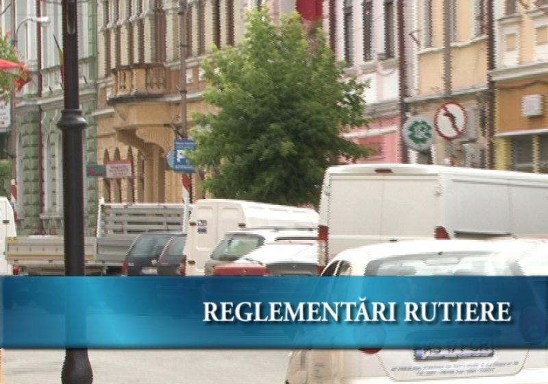 Reglementări Rutiere