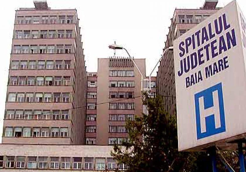 Lacăt pe Spitalul din Baia Mare