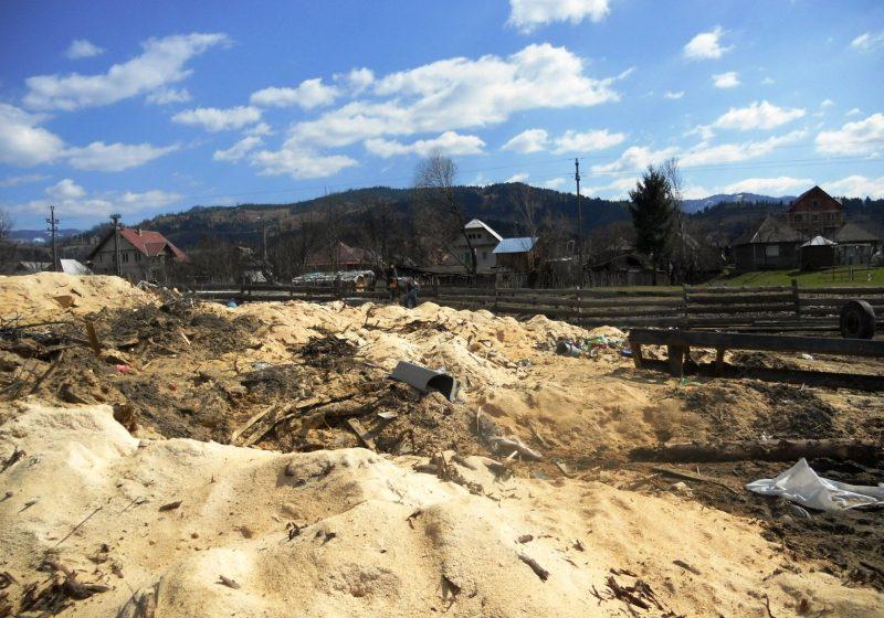 Lucrări hidrotehnice afectate de inundaţii pe râurile Tisa, Vişeu şi Ruscova