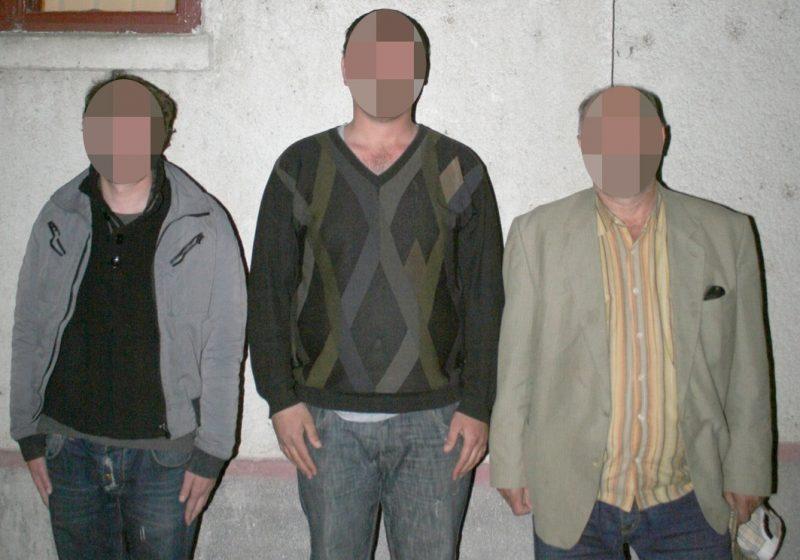 Trei georgieni au vrut să treacă ilegal din România în Ungaria