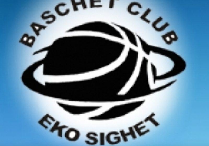 Locul 4 pentru BC EKO Sighet la Cupa OLIMP