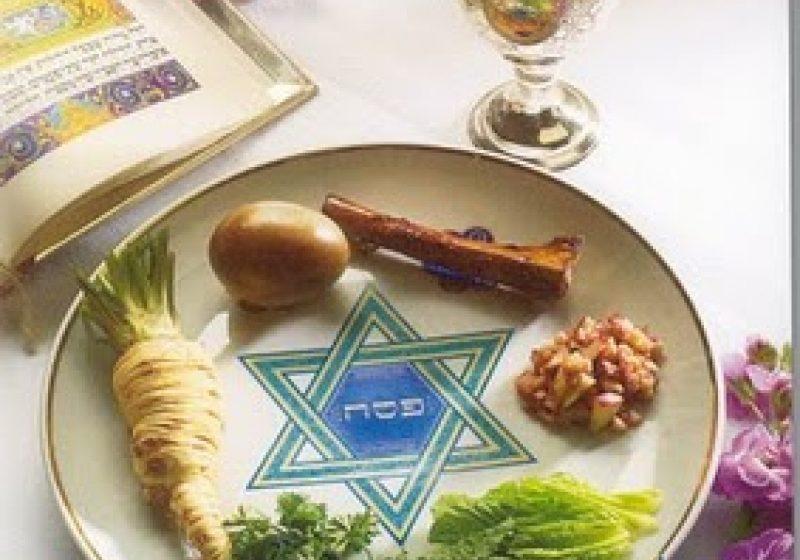 Evreii sărbătoresc astăzi Pesah, Sărbătoarea Paştelui la evrei