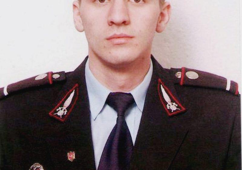 Georgian Simion Coman noul adjunct al comandantului Secţiei de Pompieri Vişeu de Sus