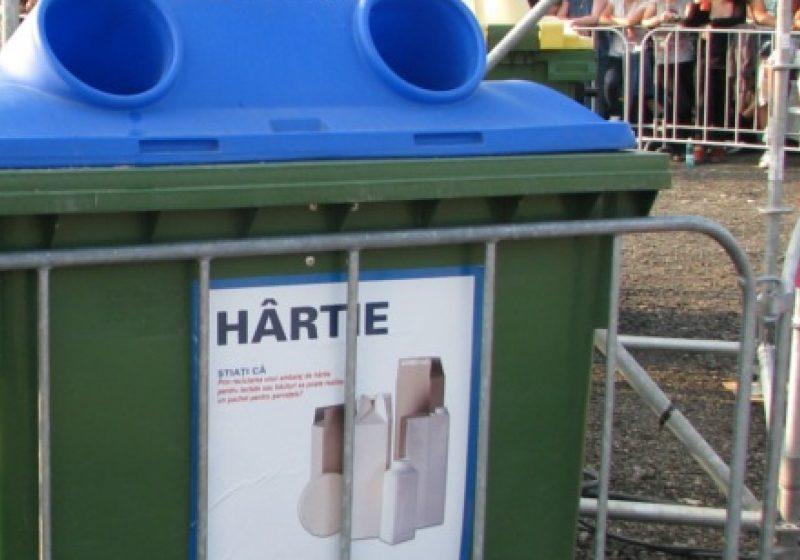 Gestionarea deşeurilor în România, una dintre cele mai rele situaţii din UE