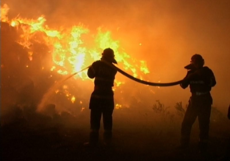 Incendiu la o anexă din Sighetu Marmaţiei