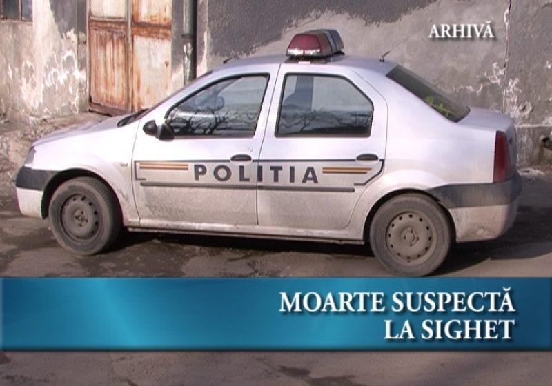 Moarte în condiţii suspecte în Maramureş