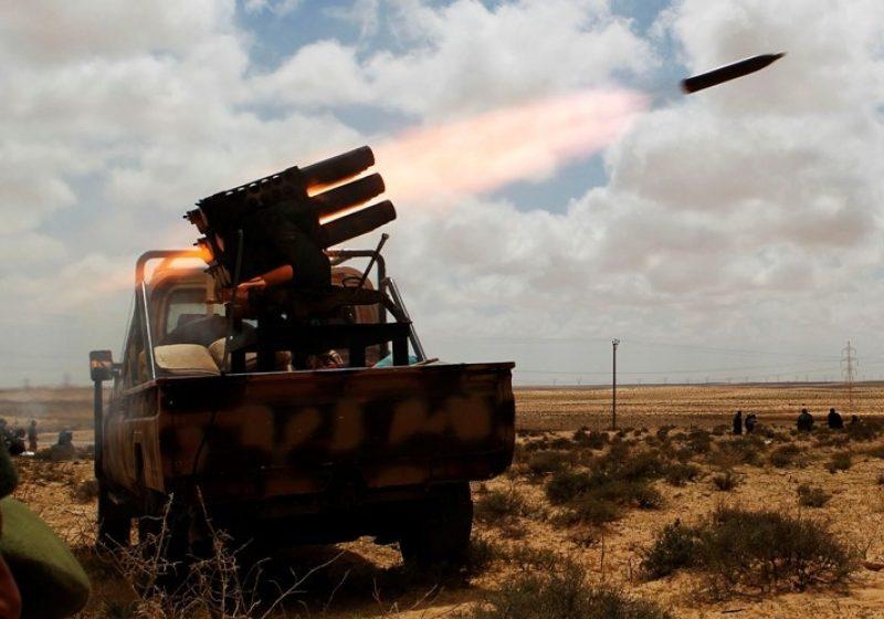 NATO a bombardat din greşeală un convoi al rebelilor libieni