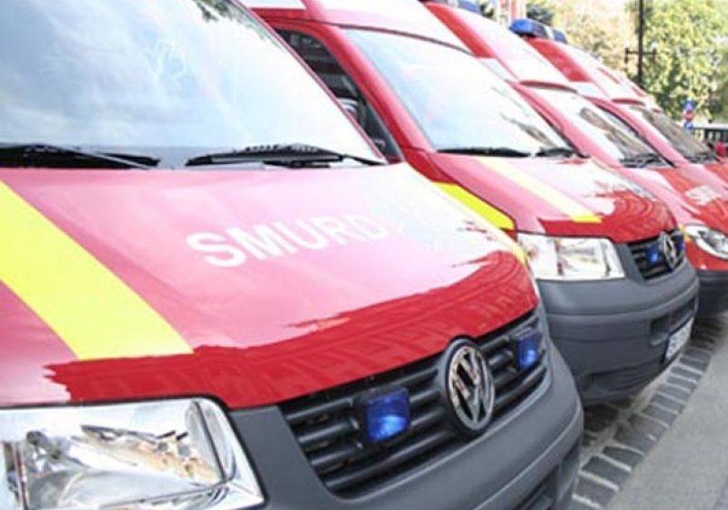 Paramedici S.M.U.R.D. agresați