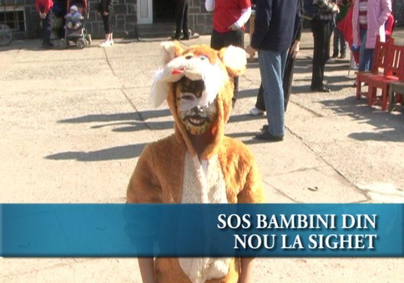 SOS Bambini din nou la Sighet