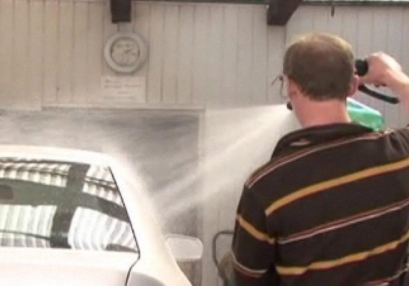 Spălătoriile auto duc lipsă de clienți