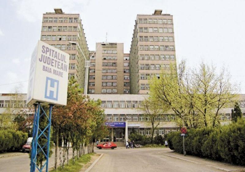 Angajaţii Spitalului din Baia Mare pe drumuri