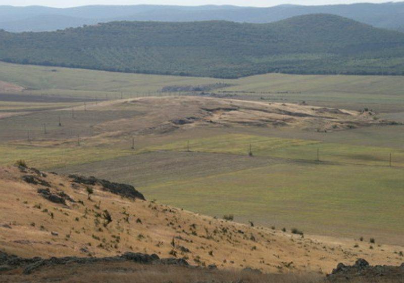 Steril purtat de vânt în localitatea Lăpuşel
