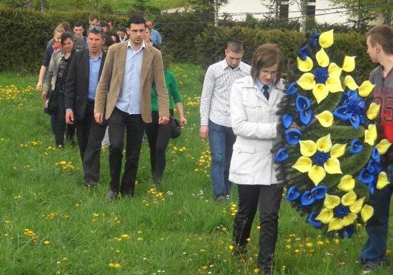 TNL-iştii comemorează astăzi 58 de ani de la moartea marelui om politic Gheorghe I. Brătianu.