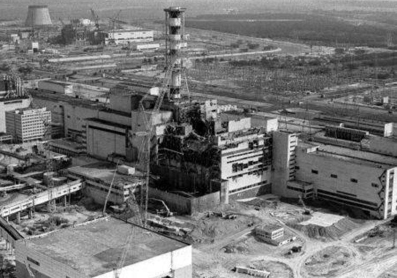 25 de ani de la accidentul nuclear Cernobîl