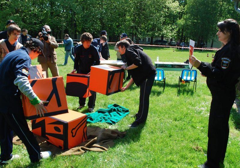 Locul I pentru Remeți la concursul serviciilor voluntare pentru situaţii de urgenţă, faza zonală