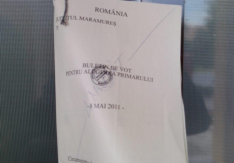 O femeie de 44 de ani a leşinat într-o secţie de votare din Baia Mare