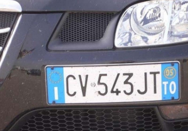 Un maramureşean a fost prins la Petea cu o maşină furată din Italia