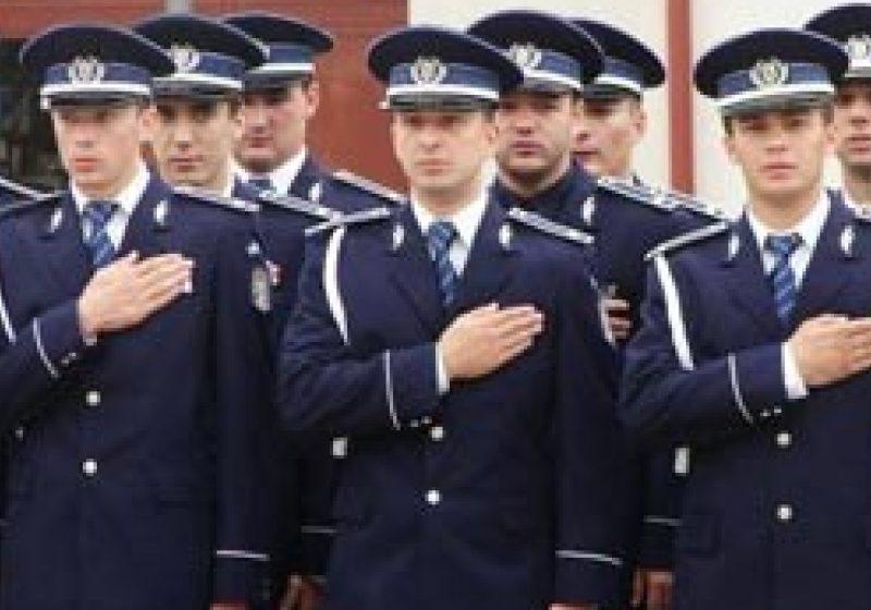 Locuri separate pentru minorităţi la şcolile de poliţie