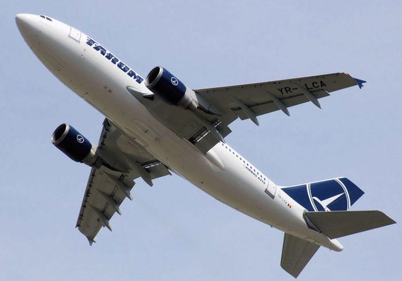 Avion prăbuşit – simulare la Aeroportul Baia Mare