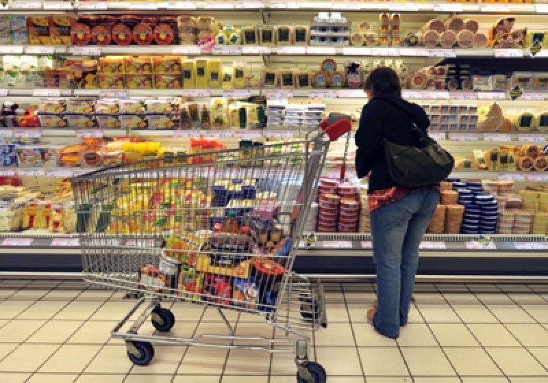 Produsele alimentare se vor scumpi cu 3-5% în perioada următoare