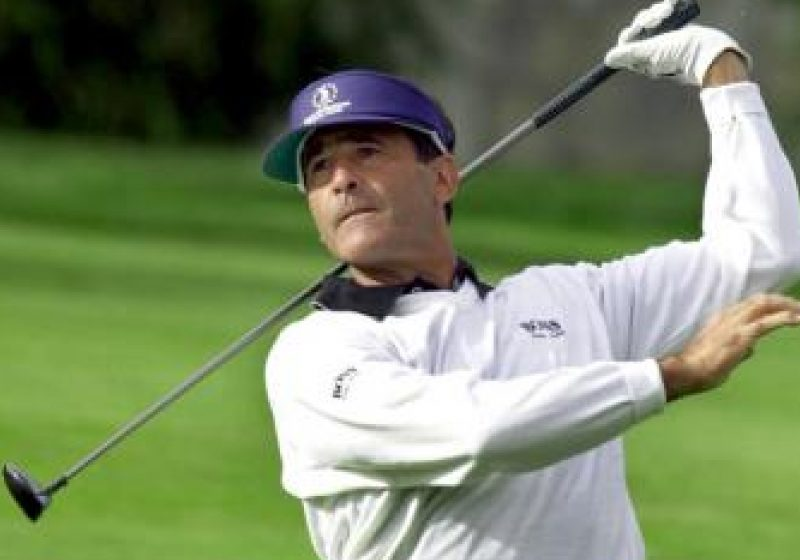 Spaniolul Severiano Ballesteros, considerat cel mai bun jucător european de golf din toate timpurile, a decedat