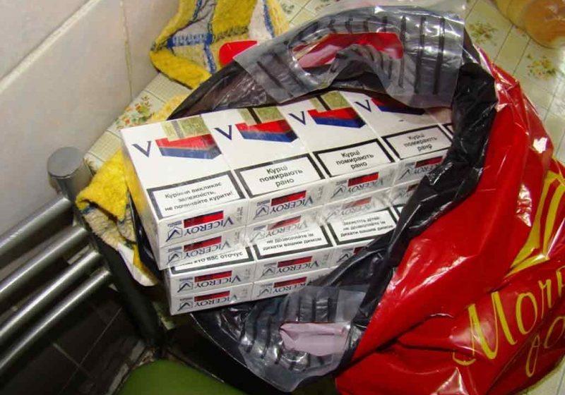 4,5 kg tutun fără documente de provenienţă descoperite în maşina unui sătmărean