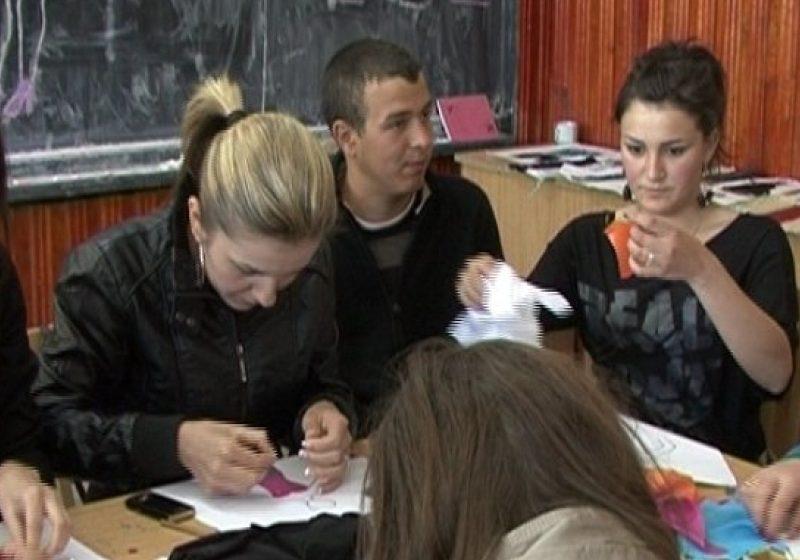 Zi festivă la Grupul Scolar pentru Industrie Mica si Servicii din Sighetul Marmatiei