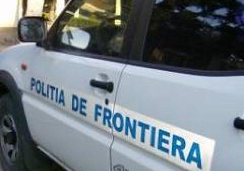 Trei cetăţeni marocani au încercat să treacă ilegal frontiera din România în Ungaria