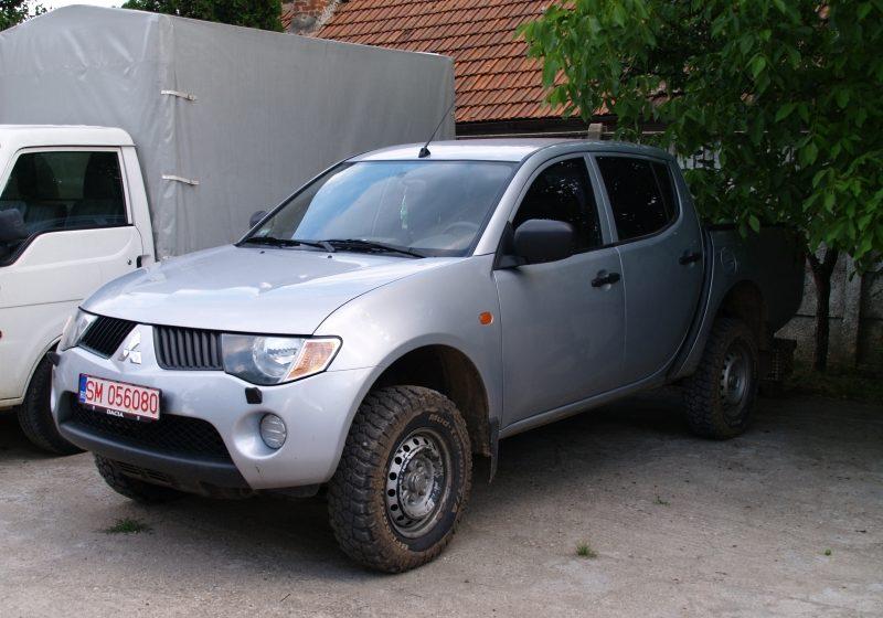 Un sătmărean a fost depistat în trafic cu o maşină furată din Ungaria
