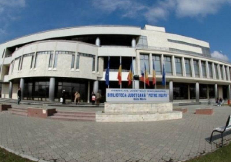"""Baia Mare: Vernisaj de pictura la Biblioteca Judeteana """"Petre Dulfu"""" Baia Mare"""