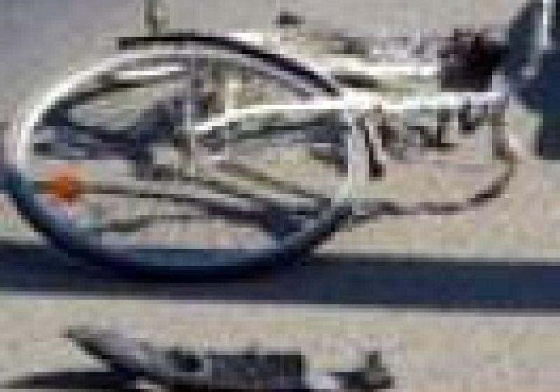 Un biciclist de 63 de ani a fost accidentat pe strada Mihai Eminescu din Sighet