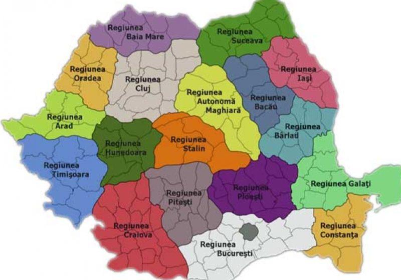 Brambureala şi diversiunea reîmpărţirii administrative