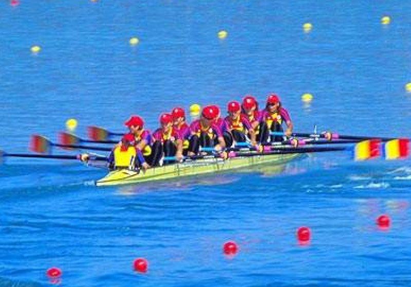 Canotaj: CE de juniori – 9 medalii pentru sportivii români