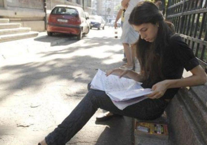 Luni, prima zi de examen cu măsuri sporite de securitate