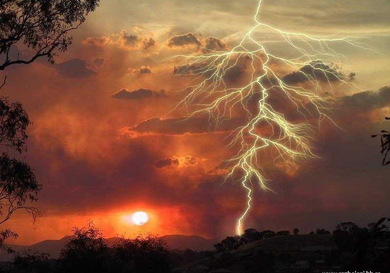 Ucrainenii din zona Zakarpatia se aşteaptă la producerea unor fenomene meteorologice periculoase