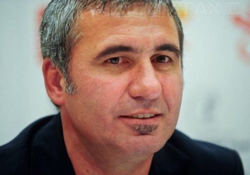 Hagi: Problemele naţionalei nu ţin de antrenor, întreg fotbalul românesc trebuie reformat