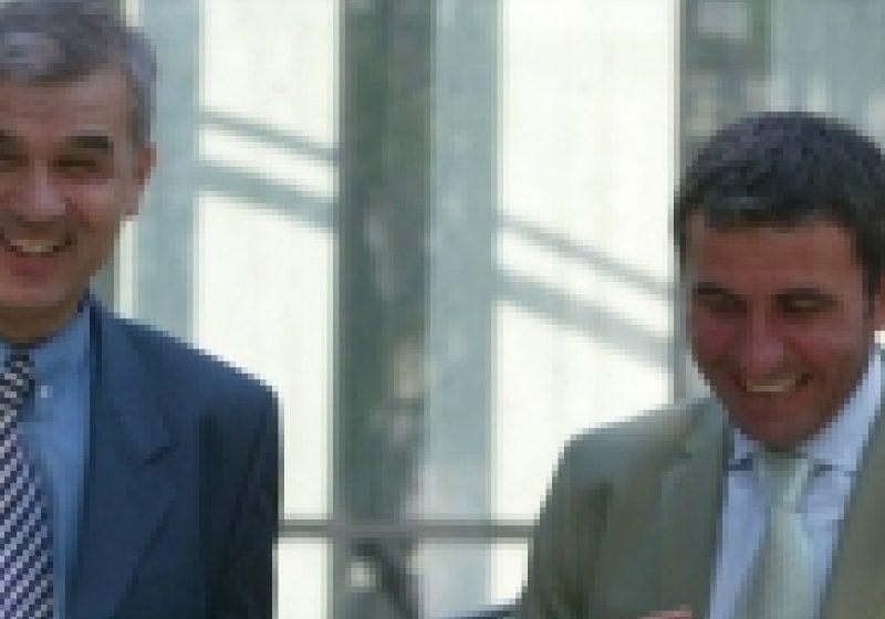 Hagi şi Iordănescu, ofertaţi pentru preluarea naţionalei ca selecţioner şi director tehnic