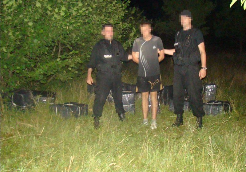 Focuri de armă pentru prinderea a cinci cetăţeni ucraineni în zona de competenţă a Politiei de Frontieră Sighet