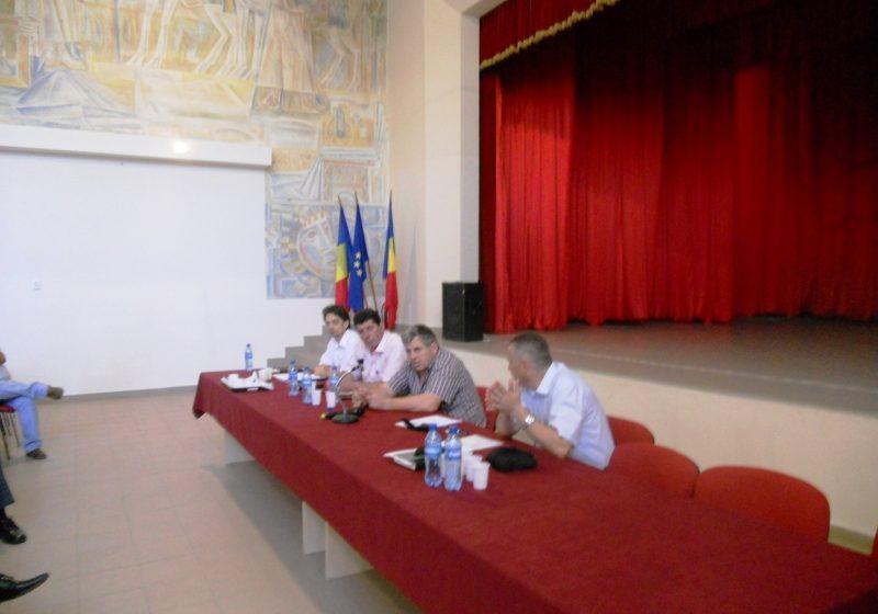 Chioar: Interes pentru sustinerea activitatii pompierilor militari din Somcuta Mare