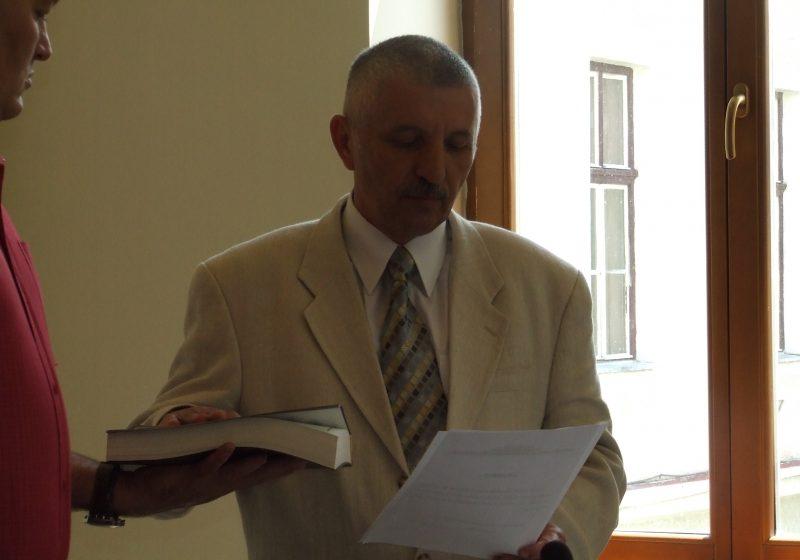 Sighetu Marmaţiei: Kokenyesdi Mihai Ştefan este noul consilier local din partea UDMR Sighet