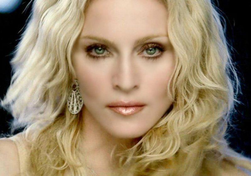 Madonna, eroina principală într-un volum de benzi desenate american