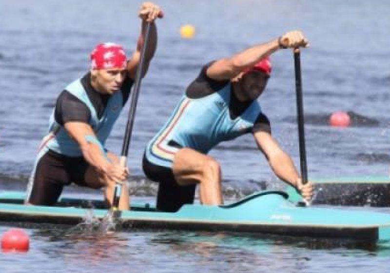 Medalie de aur pentru România în proba de canoe dublu 500 m, la CE de la Belgrad