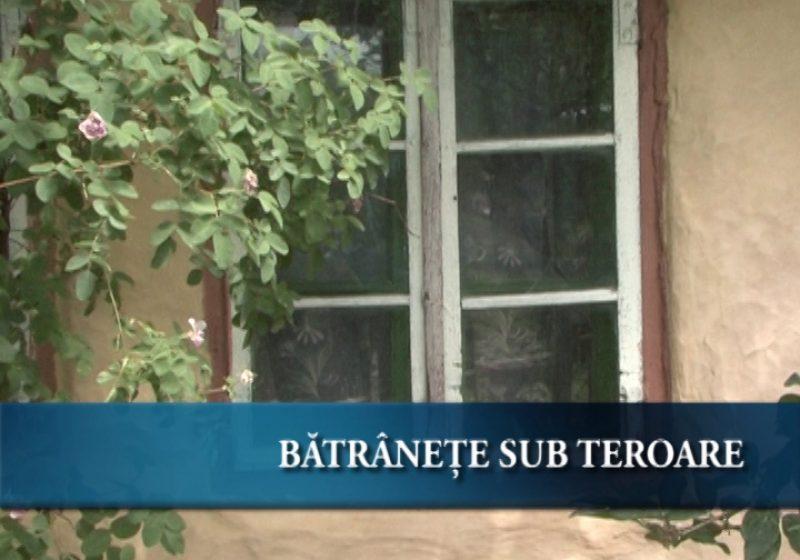 O bătrână din Câmpulung la Tisa este terorizată de un tânăr din localitate