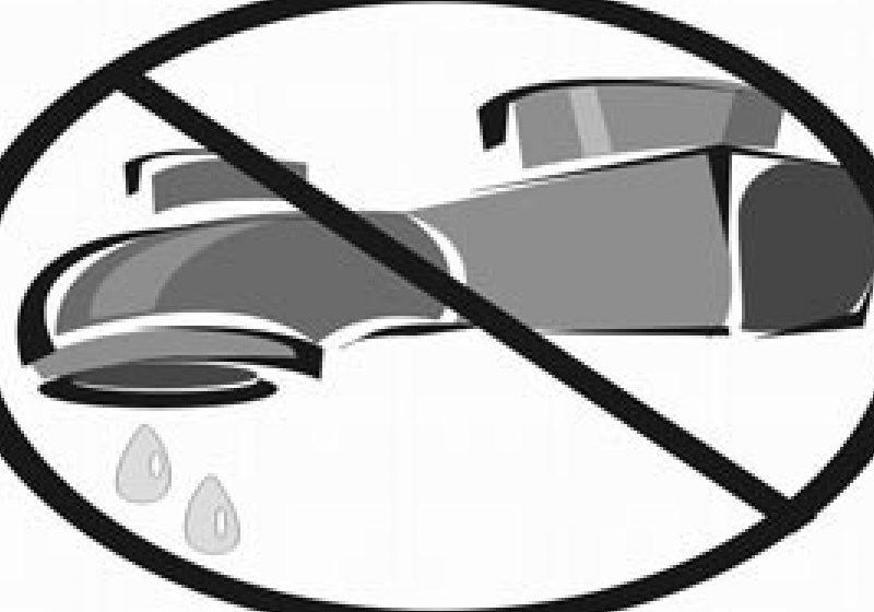 Incepand de miercuri, 8 iunie, SC Vital sisteaza din nou furnizarea apei la consumatorii rau-platnici