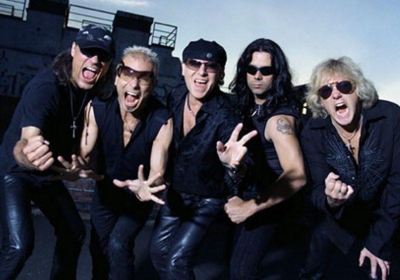 Scorpions, în concertul de adio la Bucureşti: clasic şi de efect, în faţa a 20.000 de oameni