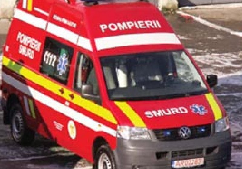 Baia Mare: Accident – carambol pe Dura