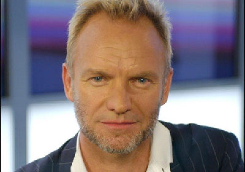 Spectacol cu orchestra simfonică oferit bucureştenilor de Sting